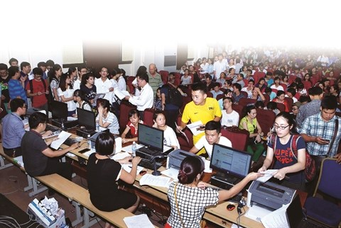 L'examen national preoccupe les universites privees hinh anh 1
