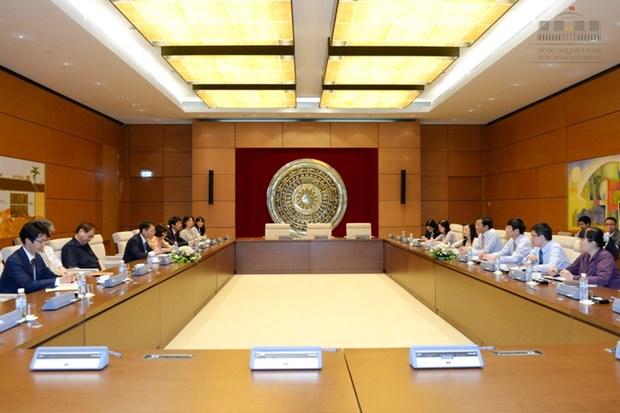 Renforcer la cooperation entre le bureau de l'AN et la JICA hinh anh 1