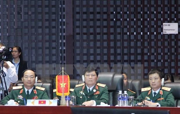 Ouverture de la 10e Conference des ministres de la Defense de l'ASEAN hinh anh 1