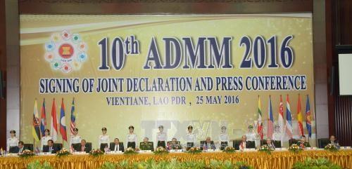 La Chine renforce la cooperation militaire avec la Thailande et le Myanmar hinh anh 1