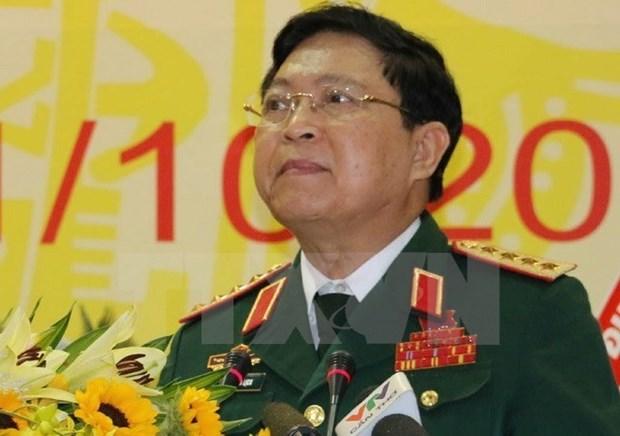 Activites du ministre vietnamien de la Defense au Laos hinh anh 1