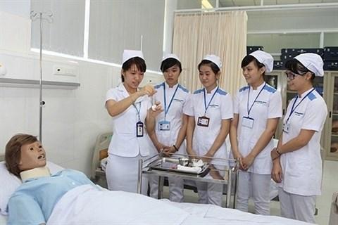 La nouvelle generation d'aides-soignants vietnamiens formes en Allemagne hinh anh 1