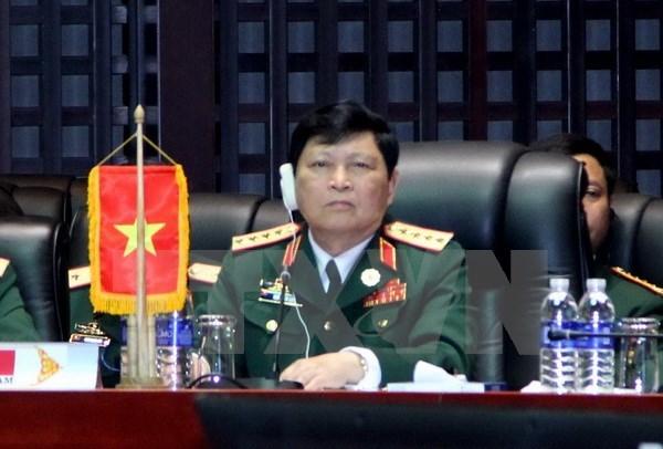 Conference ministerielle informelle de la Defense ASEAN-Chine hinh anh 1