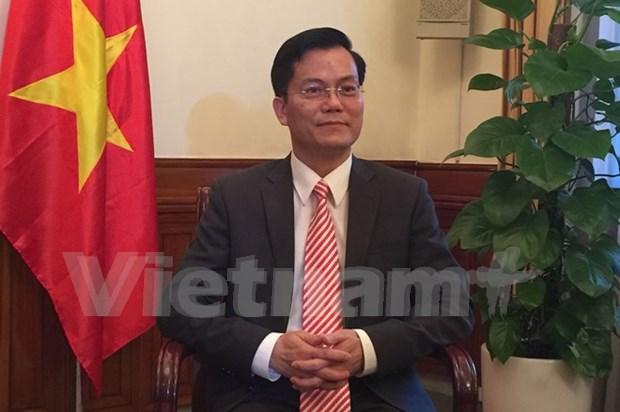 Resultats importants obtenus lors de la visite au Vietnam de Barack Obama hinh anh 1