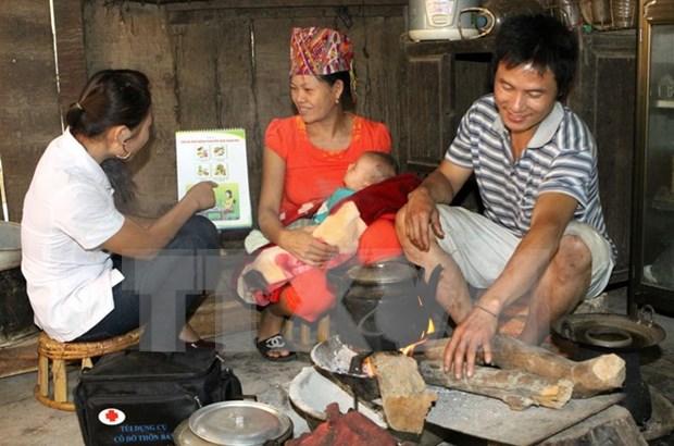 Le Vietnam souligne la cooperation, facteur assurant une sante et une vie meilleure hinh anh 1