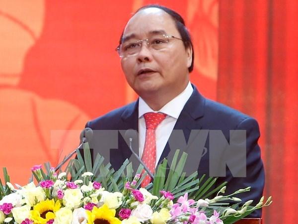 Entretien entre les Premiers ministres vietnamien et japonais hinh anh 1