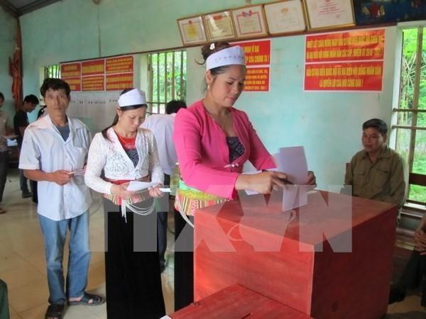 Douze provinces annoncent les resultats des elections generales hinh anh 1