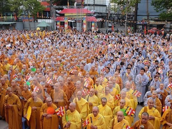 L'Etat vietnamien garantit la liberte religieuse pour tous hinh anh 1
