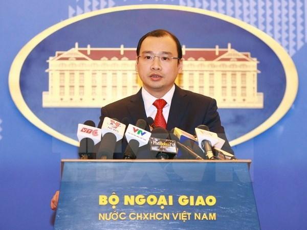 La reunion des hauts officiels ASEAN-Chine vise a accelerer la mise en œuvre de la DOC hinh anh 1