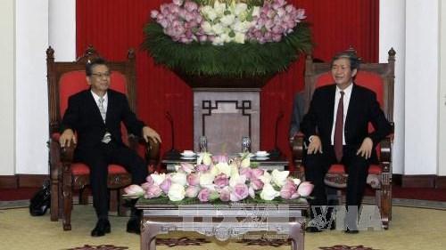 Le Japon tres attache a son partenariat strategique avec le Vietnam hinh anh 1