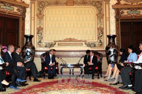 Promouvoir la cooperation entre Ho Chi Minh-Ville et l'Australie-Meridionale hinh anh 1