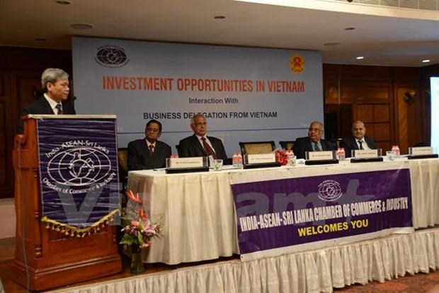 L'appel aux entreprises indiennes a investir au Vietnam hinh anh 1