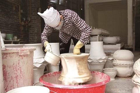 Kim Lan, berceau de la ceramique du delta du fleuve Rouge hinh anh 2