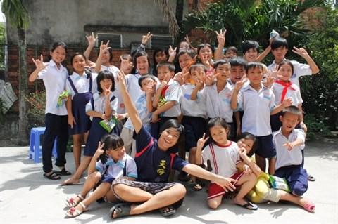 Un havre pour les orphelins des rues de Ho Chi Minh-Ville hinh anh 1