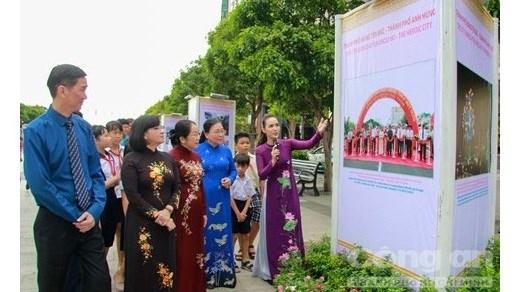 Exposition: «Ho Chi Minh-Ville - Developpement et integration» hinh anh 1