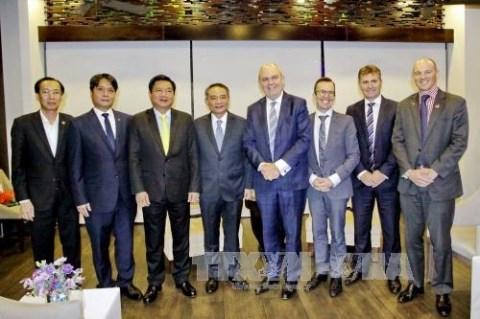 Ho Chi Minh-Ville intensifie sa cooperation avec la Nouvelle-Zelande hinh anh 1
