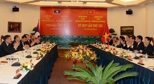 Renforcement de la recherche des restes des volontaires vietnamiens au Laos hinh anh 1