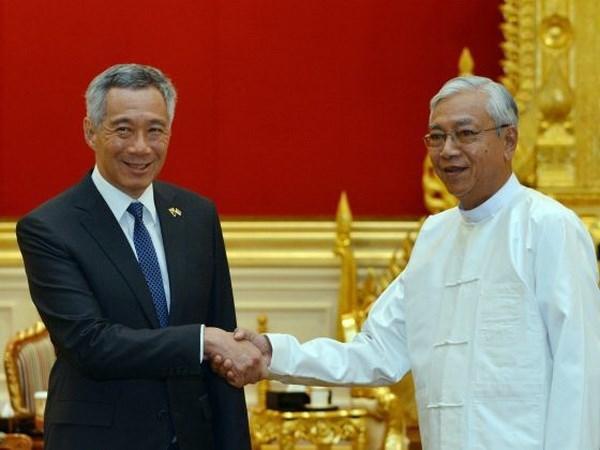 Le Myanmar et Singapour s'accordent sur une exemption de visa hinh anh 1