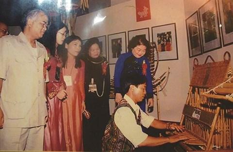 L'orgue en bamboo de Le Thai Son hinh anh 1