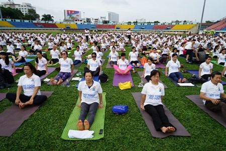Le Vietnam celebrera la Journee internationale du Yoga hinh anh 1
