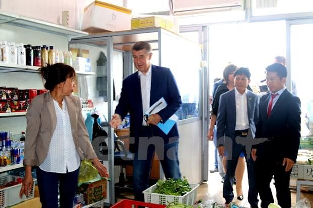 Des entreprises vietnamiennes en R. tcheque se renseignent sur de nouveaux reglements fiscaux hinh anh 1