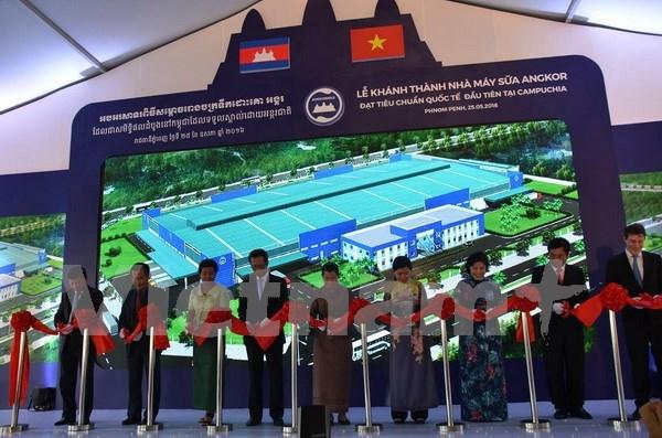 Les riches potentiels de la cooperation economique Vietnam-Cambodge hinh anh 1
