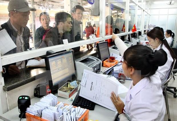 Assurance-sante : accelerer l'informatisation dans la consultation et le reglement hinh anh 1