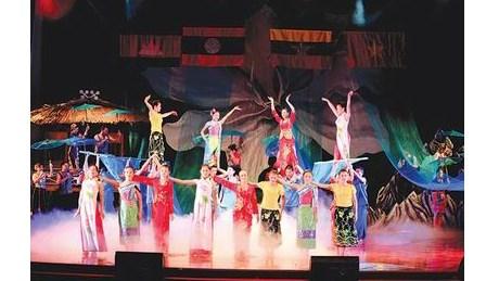 Festival artistique de cinq pays de l'ASEAN en juillet a Quang Tri hinh anh 1