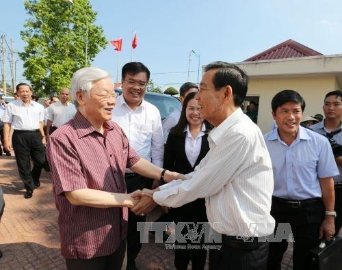 Ba Ria-Vung Tau appelee a mieux exploiter ses atouts hinh anh 1