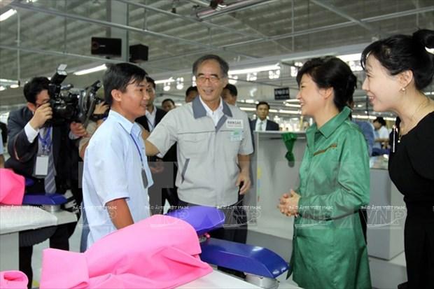 Le Vietnam, terre d'investissement de la Republique de Coree hinh anh 1