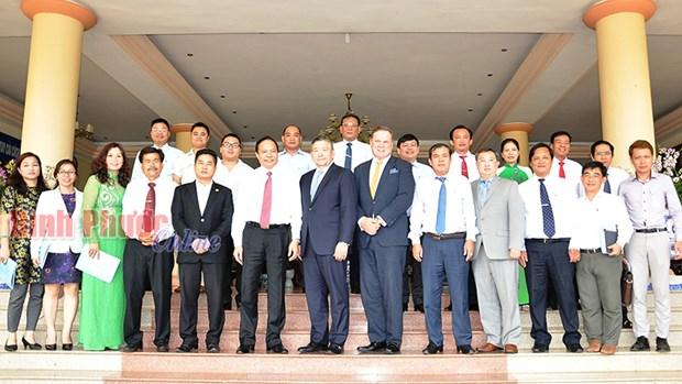Le Canada souhaite fournir des services financiers aux entreprises a Binh Phuoc hinh anh 1