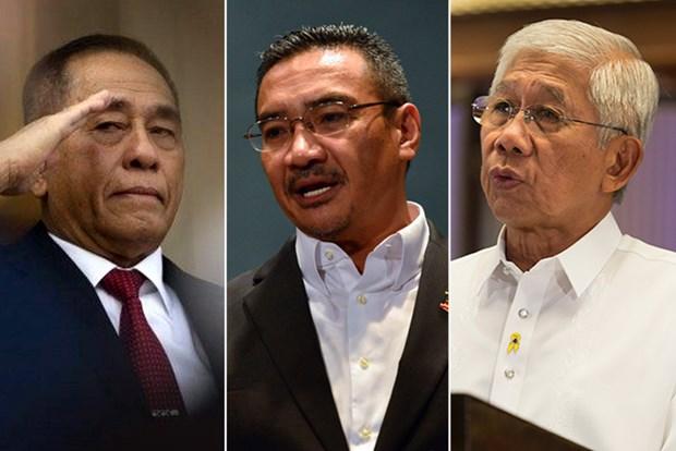 Les Philippines, l'Indonesie et la Malaisie conviennent d'agir contre Abu Sayyaf hinh anh 1