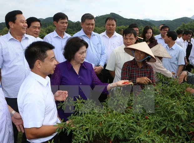 Lang Son appelee a ameliorer son environnement d'investissement hinh anh 1