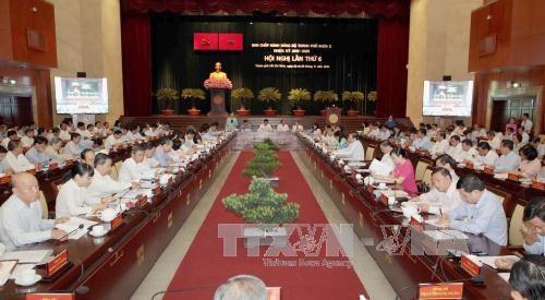 Ho Chi Minh-Ville s'efforce d'assurer une croissance de 8% en 2016 hinh anh 1