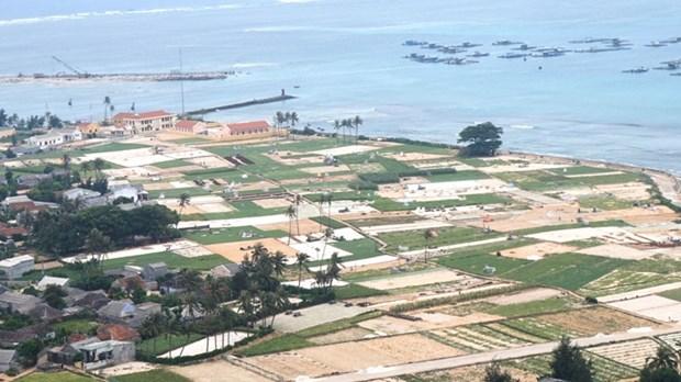 Ile de Ly Son : un projet d'amenagement respectueux de l'environnement hinh anh 1