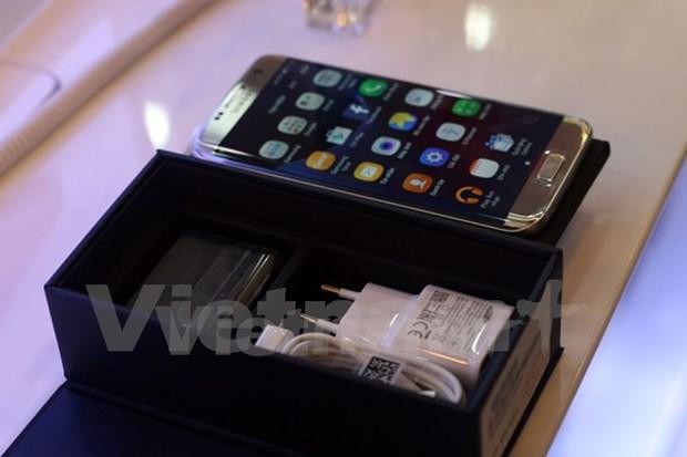 190 entreprises vietnamiennes fournissent des pieces detachees a Samsung hinh anh 1