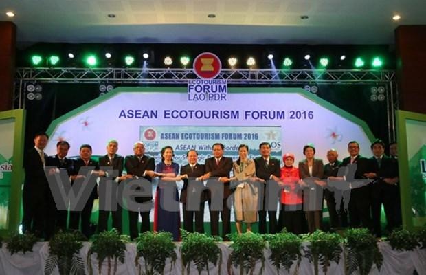 Forum de l'ecotourisme de l'ASEAN 2016 au Laos hinh anh 1