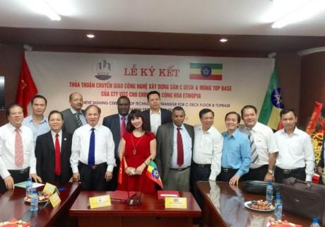 Le Vietnam transfere des technologies de construction a l'Ethiopie hinh anh 1