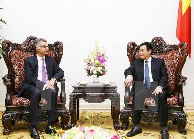 Standard Chartered continuera a soutenir des organes du Vietnam hinh anh 1
