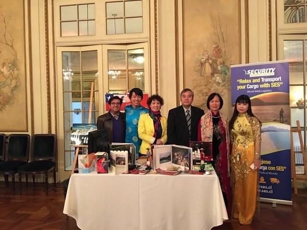 Le Vietnam renforce la promotion de son tourisme au Chili hinh anh 1
