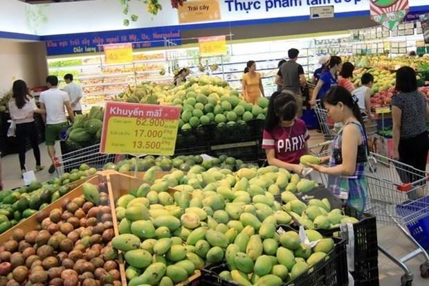 Hanoi : l'IPC de juin en legere hausse hinh anh 1