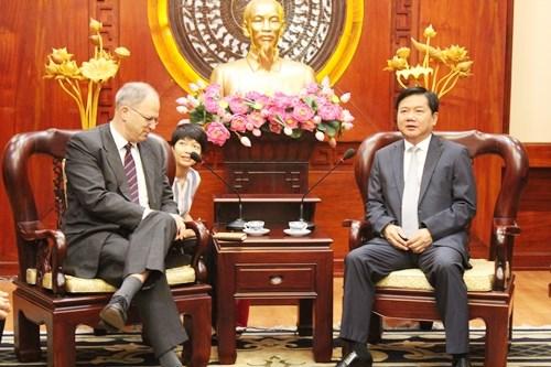 Ho Chi Minh-Ville va accelerer la construction de la ligne de metro N°2 hinh anh 2