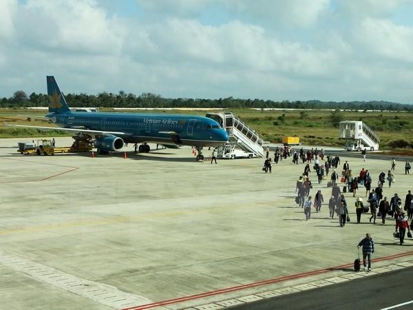 Inauguration de la ligne aerienne Da Nang-Bangkok hinh anh 1