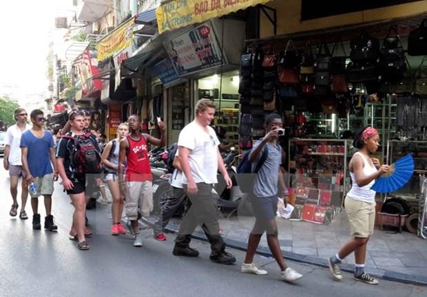Le Vietnam accueille 4,7 millions de touristes etrangers depuis janvier hinh anh 1