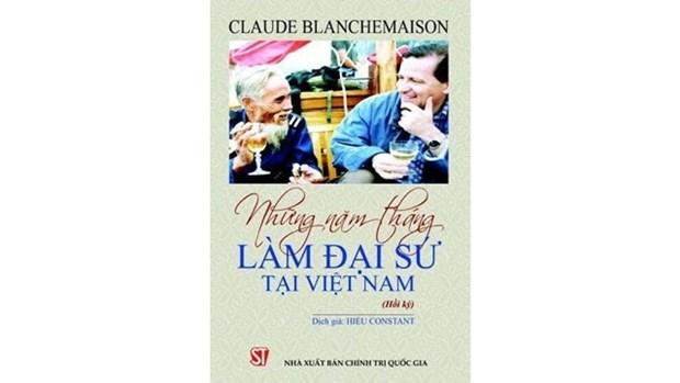 Memoires d'un ambassadeur de France au Vietnam hinh anh 1