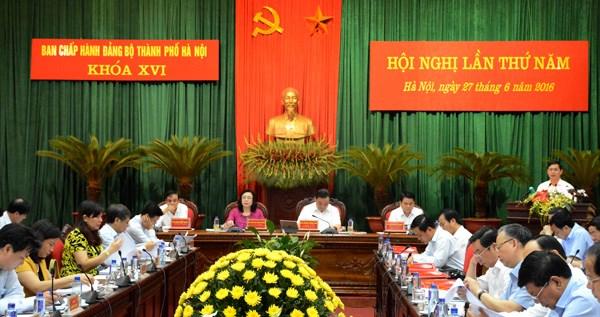 ICP : Hanoi s'efforce d'entrer dans le top dix a l'horizon 2020 hinh anh 1