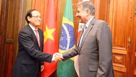 Vietnam-Minas Gerais (Bresil) : renforcer la cooperation bilaterale hinh anh 1