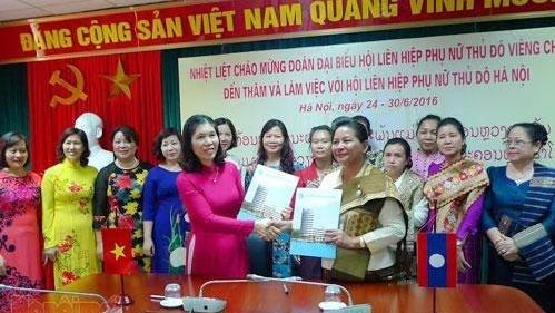 Vietnam-Laos: Renforcer la cooperation integrale entre les deux capitales hinh anh 1