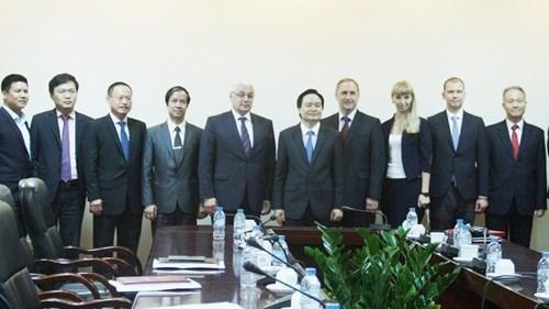 Vietnam-Russie : renforcement de la cooperation dans l'energie hinh anh 1