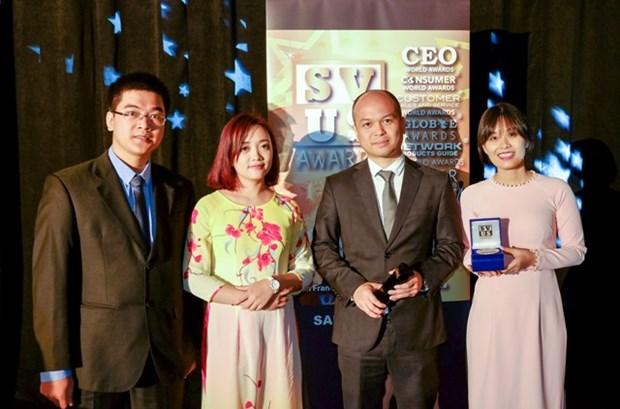 Viettel remporte un prix d'or des IT World Awards hinh anh 1
